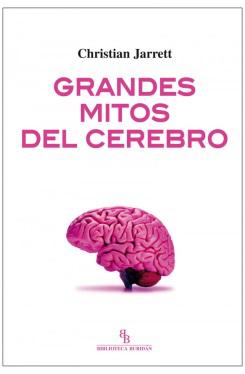 """Portada de """"Grandes mitos del cerebro"""""""