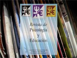 Acceso a información de la revista de psicología y educación