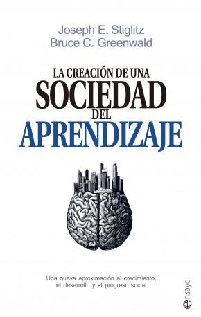 """Portada del libro """"La creación de una sociedad del aprendizaje"""""""