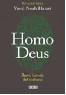 Portada del libro Homo Deus
