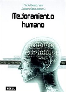 """Portada del libro """"mejoramiento humano"""""""